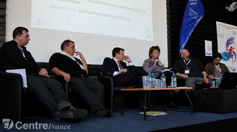L'UNSS a organisé des tables rondes autour de l'éthique dans le sport