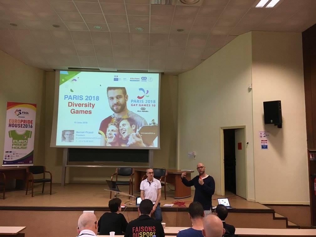 Sports, discriminations, homophobie : de la vulnérabilité aux innovations